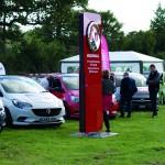Go Vauxhall sponsor Edenbridge Motor Show