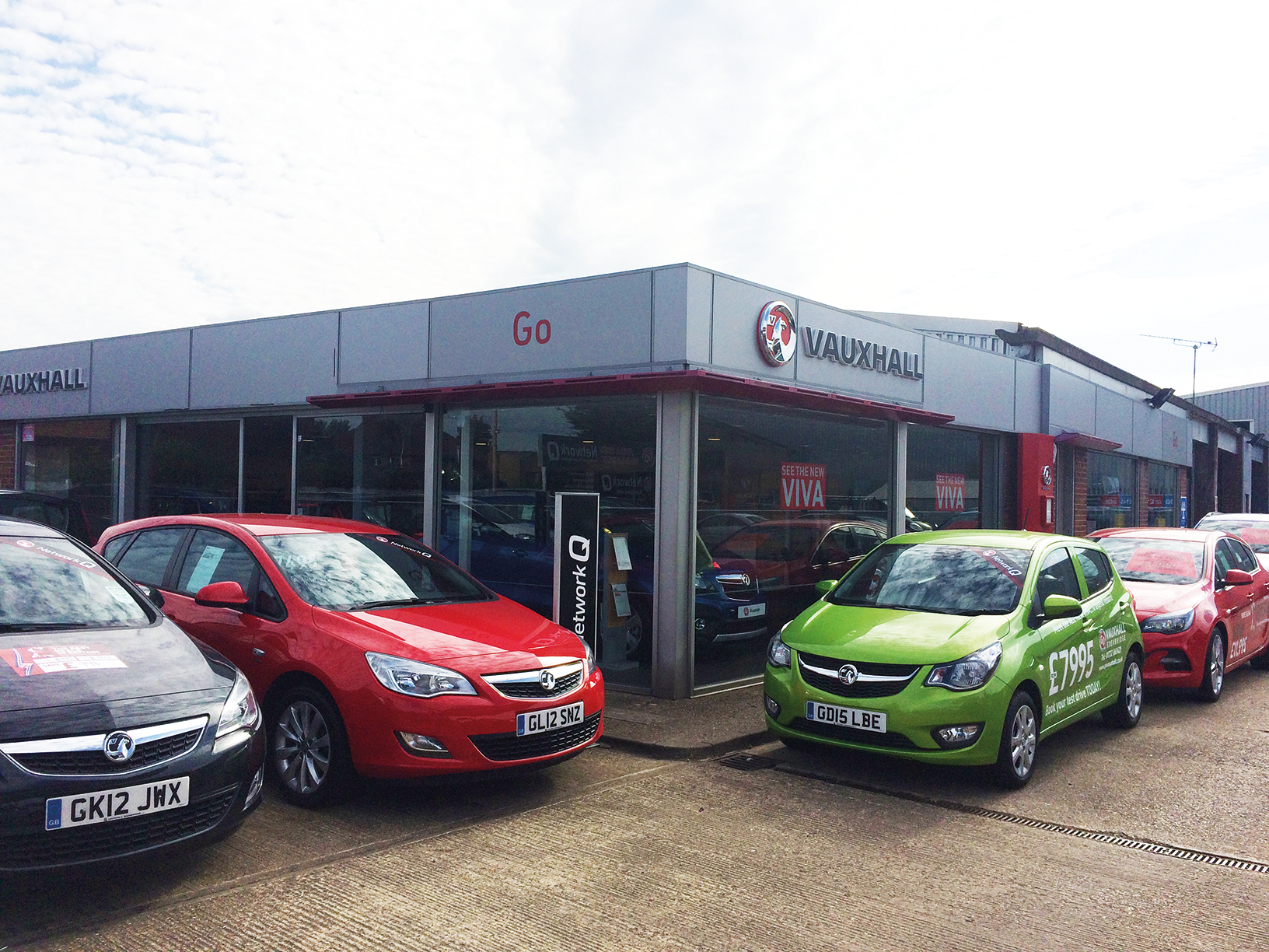 Go Vauxhall for all your motoring needs…and with a passion for the community