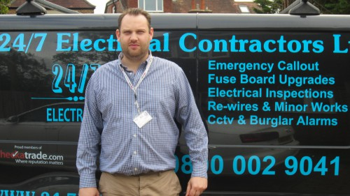 24/7 Electrical – passionate about business