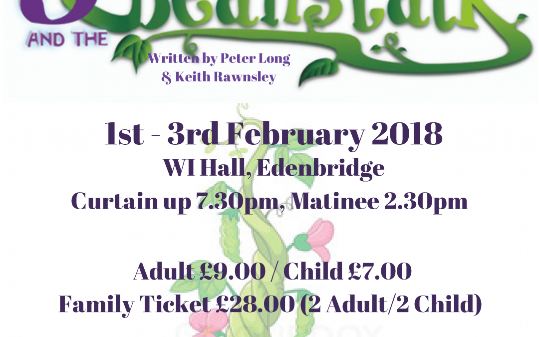 Panto-time with Forge Singers Amateur Dramatics