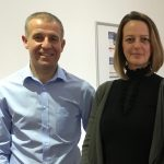 Martin & Sandie Bodle of JK Comms Ltd