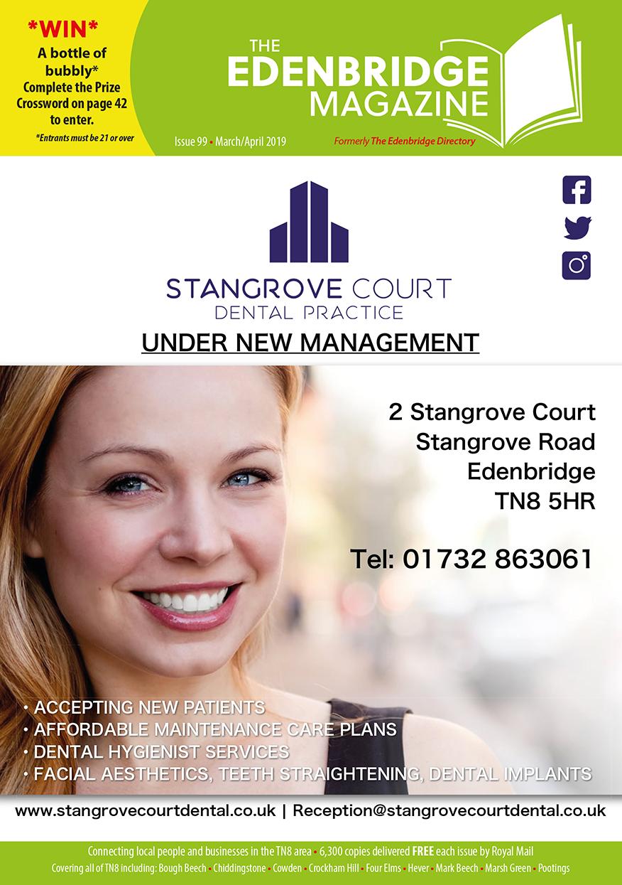 Stangrove Court Dental Practice – Aesthetic Treatments in Edenbridge