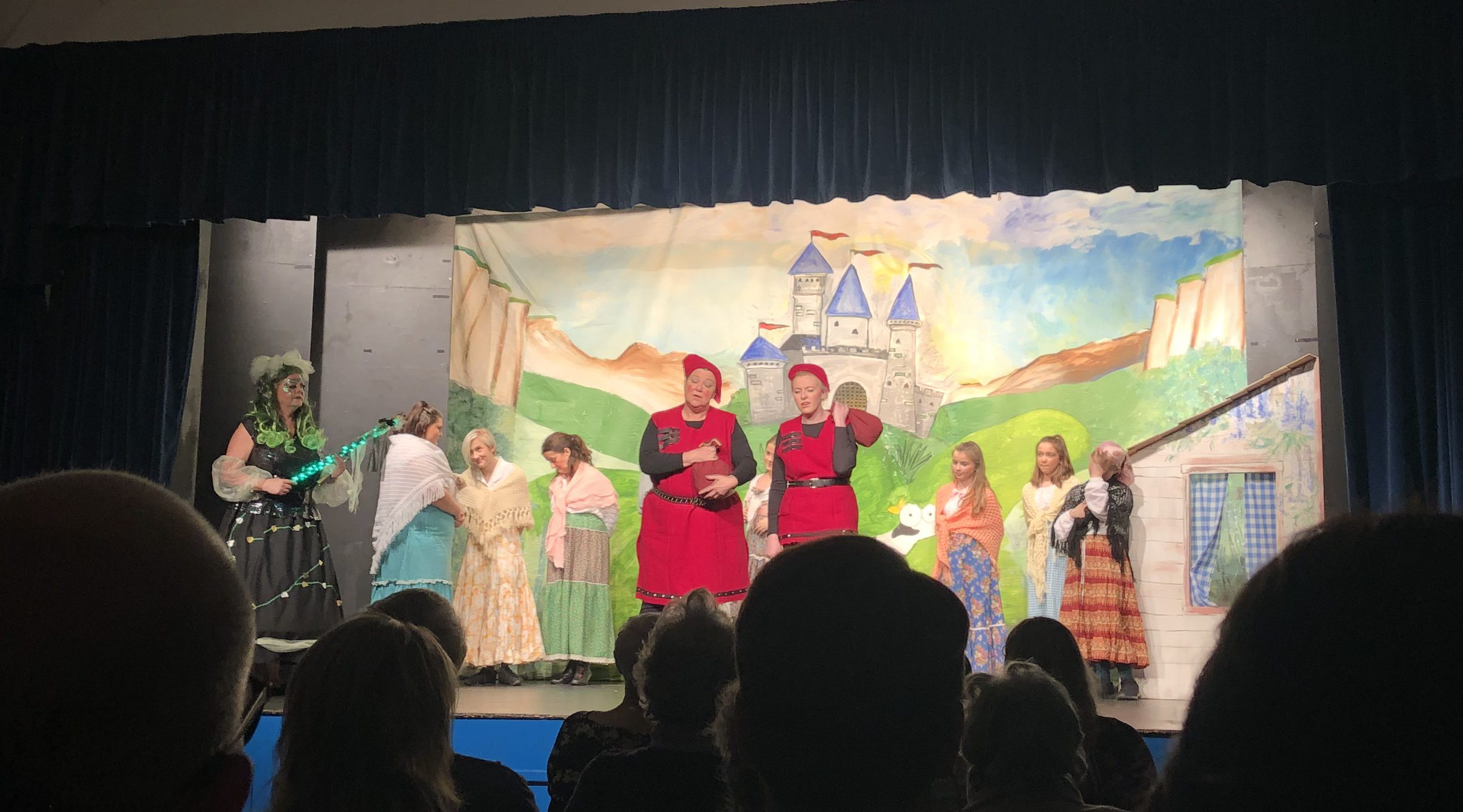 Forge Singers in The Pantomime Adventures of Robin Hood