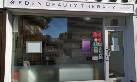 Eden Beauty Therapy: Open for Business