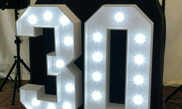 New Business Launch: Age in Lights