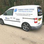 Edenbridge Window Systems Van