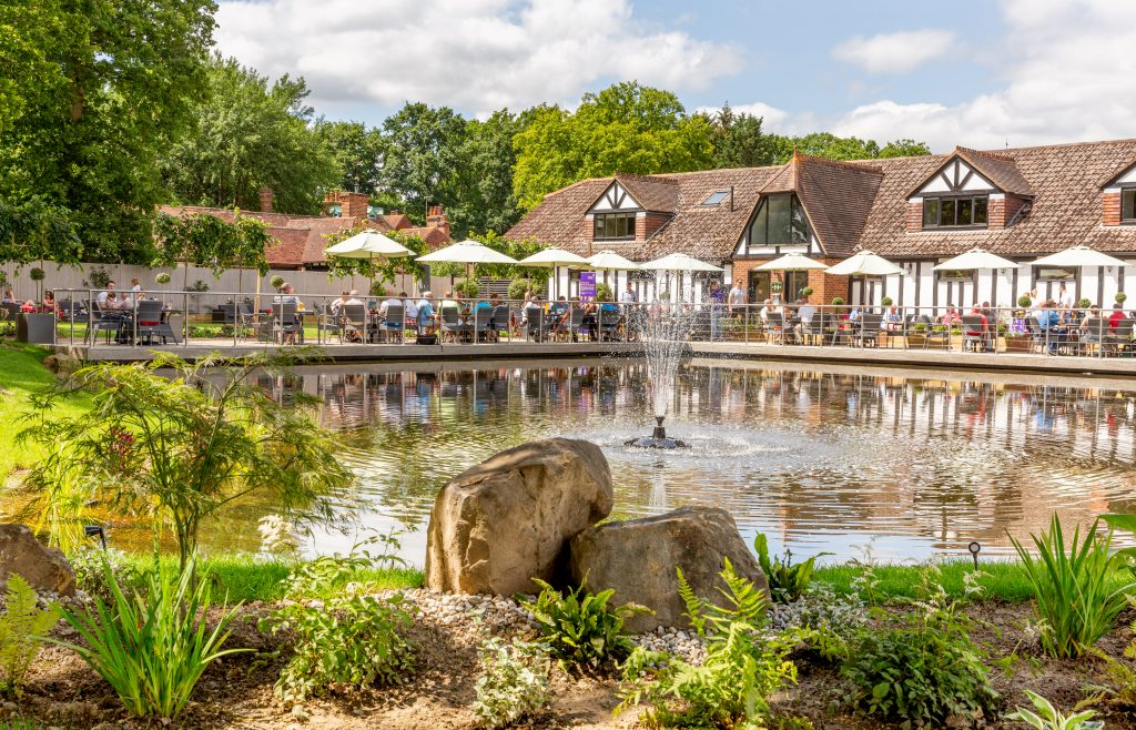 Hever Castle Golf and Wellbeing - Captains Day 2019