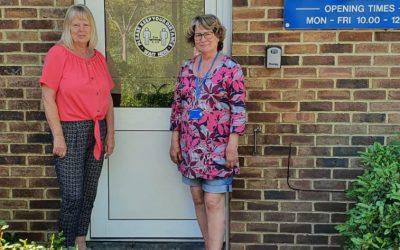 Could you volunteer to help the Edenbridge Voluntary Transport Service?