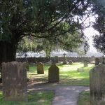 Edenbridge Parish Church Graveyard