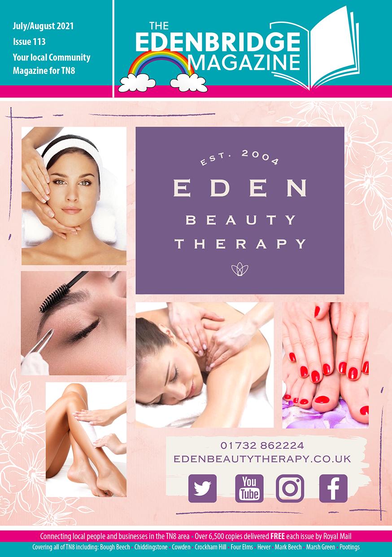 Edenbridge Issue 112 May-Jun 2021 Cover