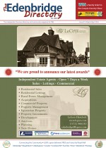 Edenbridge Directory Issue 81 COVER